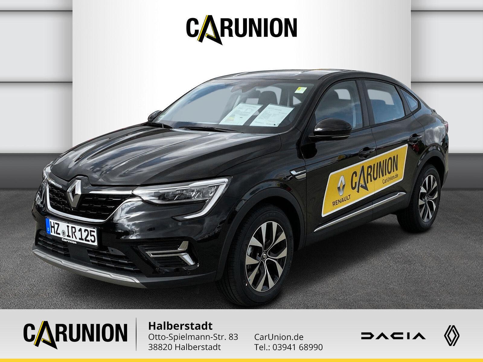 Renault Arkana ZEN TCe 140 EDC Navi, PDC, BT, Jahr 2021, Benzin