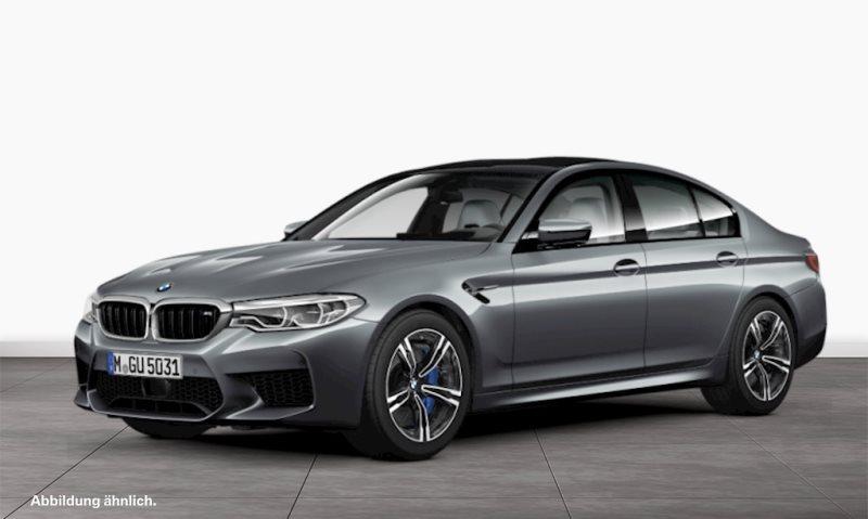 BMW M5 Limousine Gestiksteuerung, Jahr 2019, Benzin