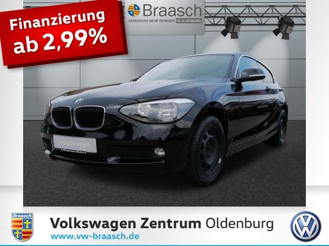 BMW 1er 114 i, Jahr 2012, Benzin