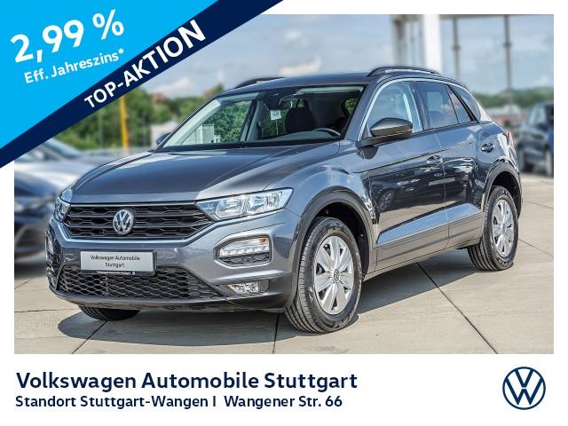 Volkswagen T-Roc 1.0 TSI Navi ACC, Jahr 2018, Benzin