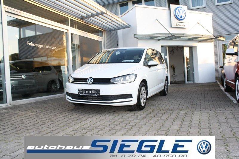 Volkswagen Touran 1.6 TDI Navi*Parktronic*Tempomat Aktionspreis !, Jahr 2016, Diesel