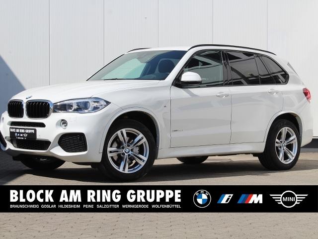 BMW X5 xDrive30dA, Jahr 2015, Diesel