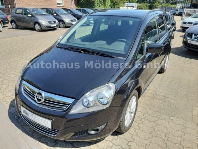 Opel Zafira 1.8 *Garantie*Navi*PDC*112 mtl., Jahr 2014, Benzin