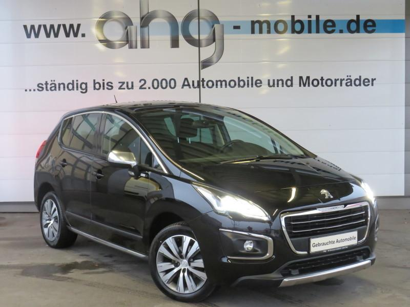 Peugeot 3008 Style PureTech 130 Stop&Start Panoramadach Xenon Bluetooth PDC, Jahr 2015, Benzin