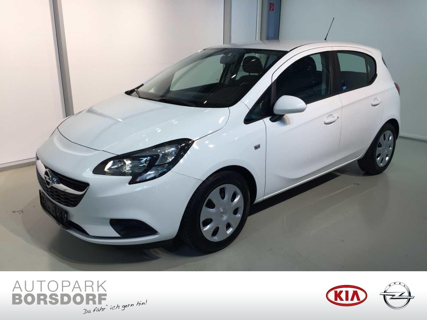 Opel Corsa E 1.2 Edition, Jahr 2017, Benzin