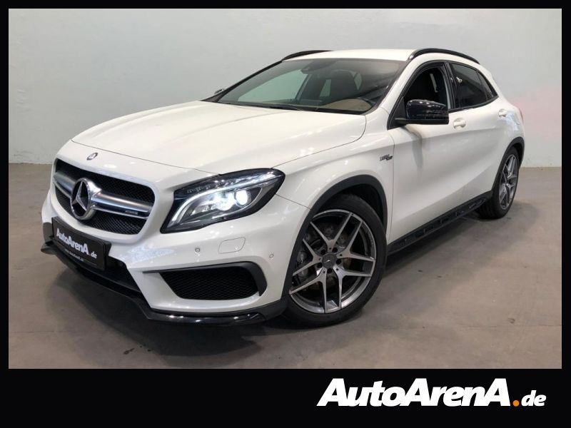 Mercedes-Benz GLA 45 AMG 4matic **COMAND/Kamera/Memory/Night, Jahr 2014, Benzin