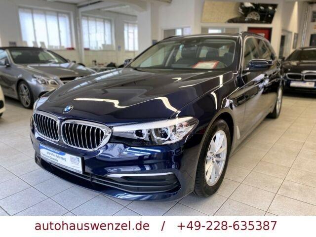 BMW 520 d Touring Aut. LEDER PANORAMA NAVI-PRO AHK, Jahr 2017, Diesel