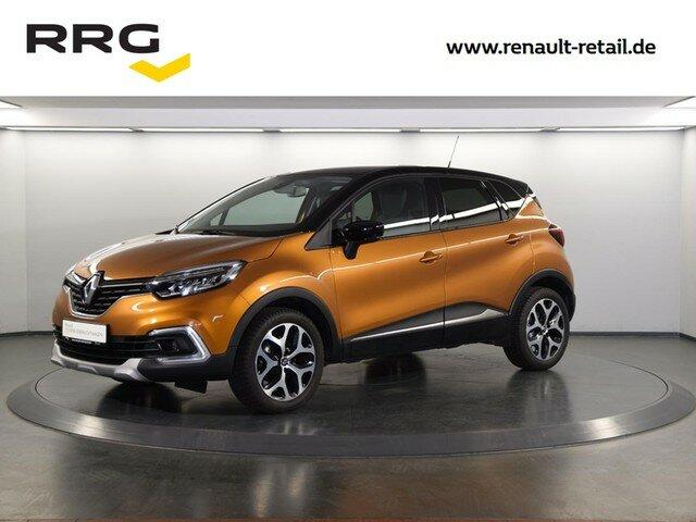 Renault CAPTUR COLLECTION TCe 130 ab 0,99 % Finanzierung, Jahr 2019, Benzin