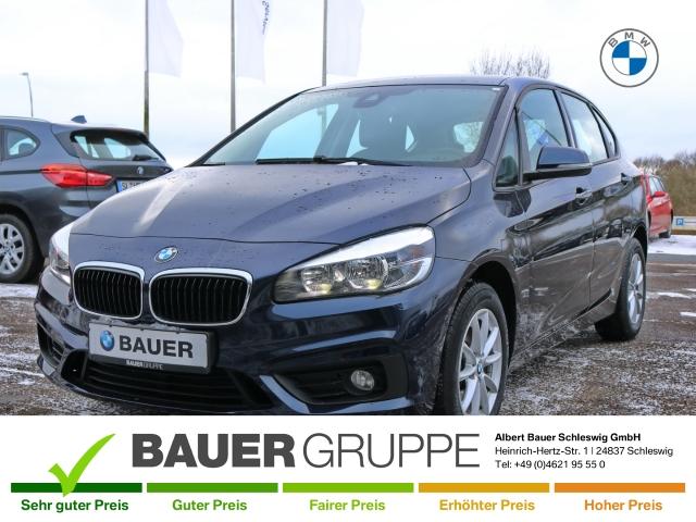 BMW 216 Active Tourer d Advantage Park-Assistent Keyless El. Heckklappe PDCv+h LED-hinten LED-Tagfahrlicht, Jahr 2017, Diesel