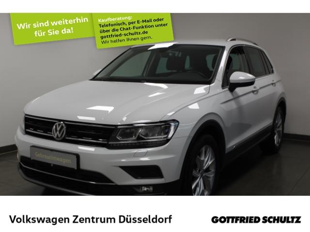 Volkswagen Tiguan Highline 2.0 TDI *LED*Navi*SHZ*ACC*PDC*, Jahr 2019, Diesel