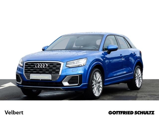 Audi Q2 1.4 TFSI SPORT NAVI LED PDC S-LINE SPORTPAKET, Jahr 2018, Benzin