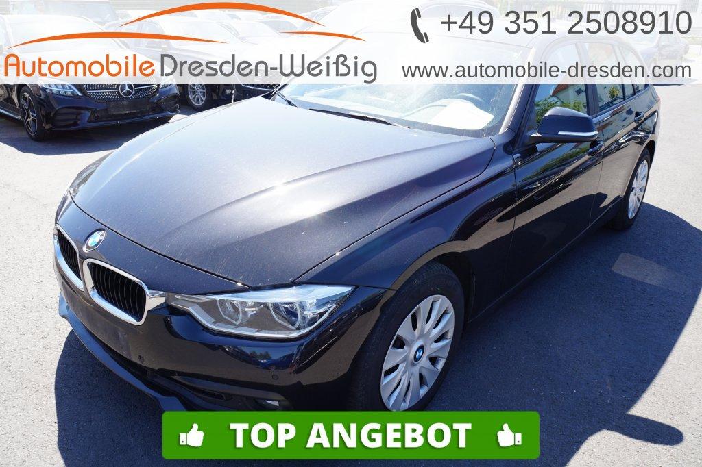 BMW 318 dA Touring*voll LED*KeyGo*Navi, Jahr 2017, Diesel
