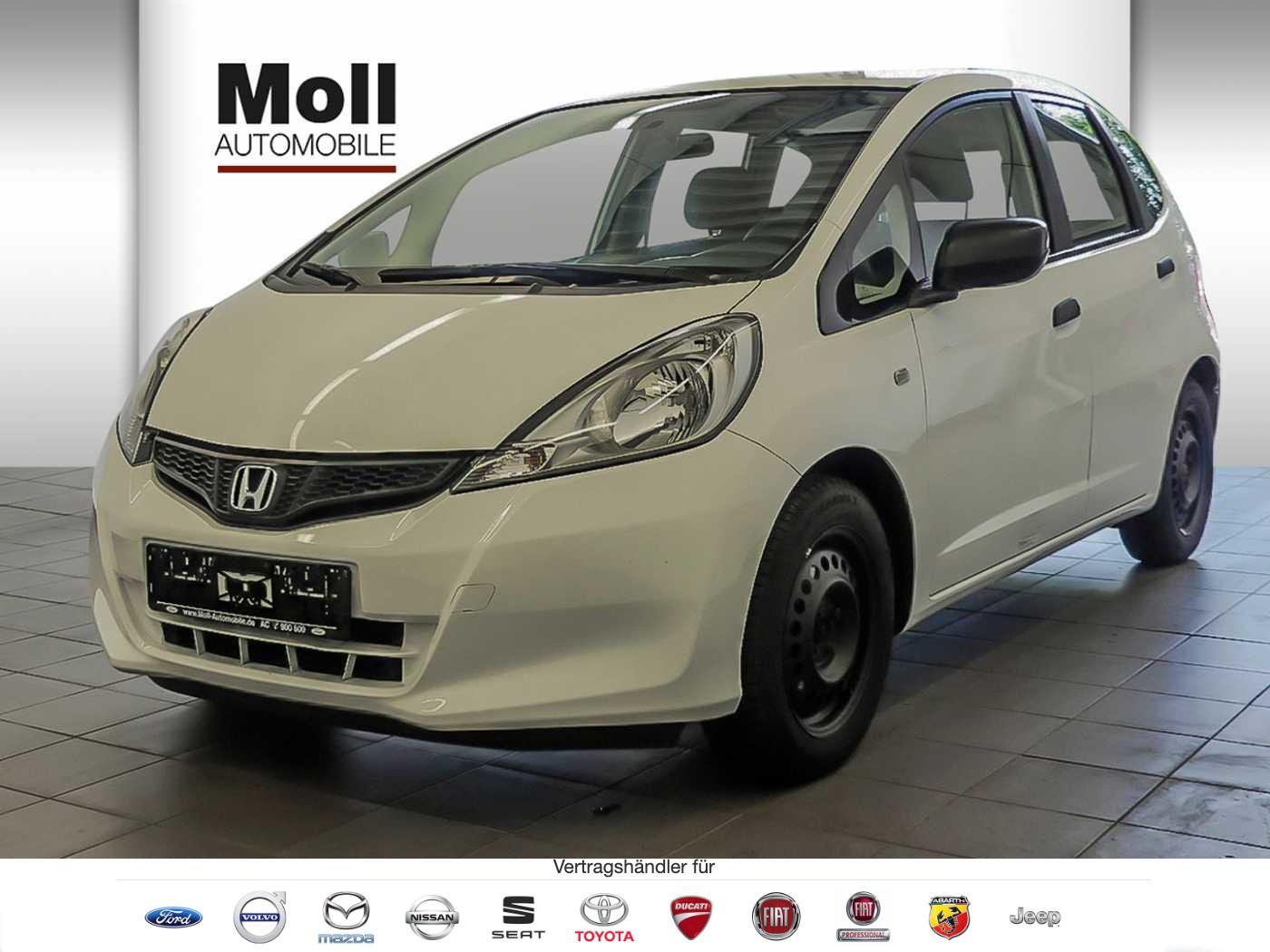 Honda Jazz 1.2 i-VTEC Cool Klima, Jahr 2013, petrol