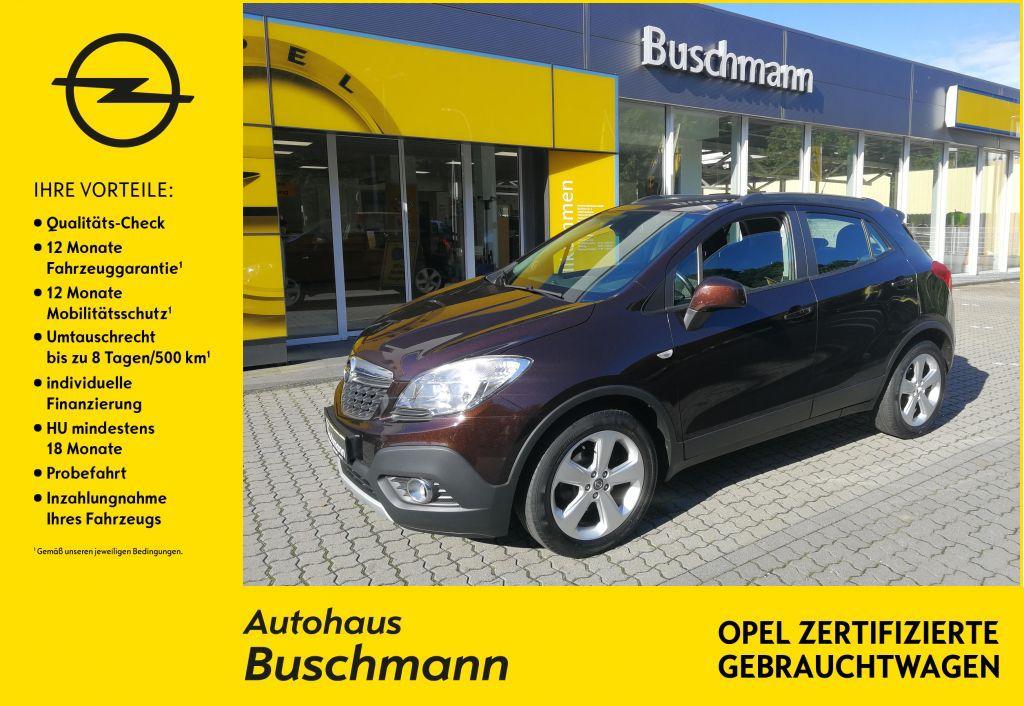 Opel Mokka 1.7 CDTI Edition +AHK+, Jahr 2013, Diesel