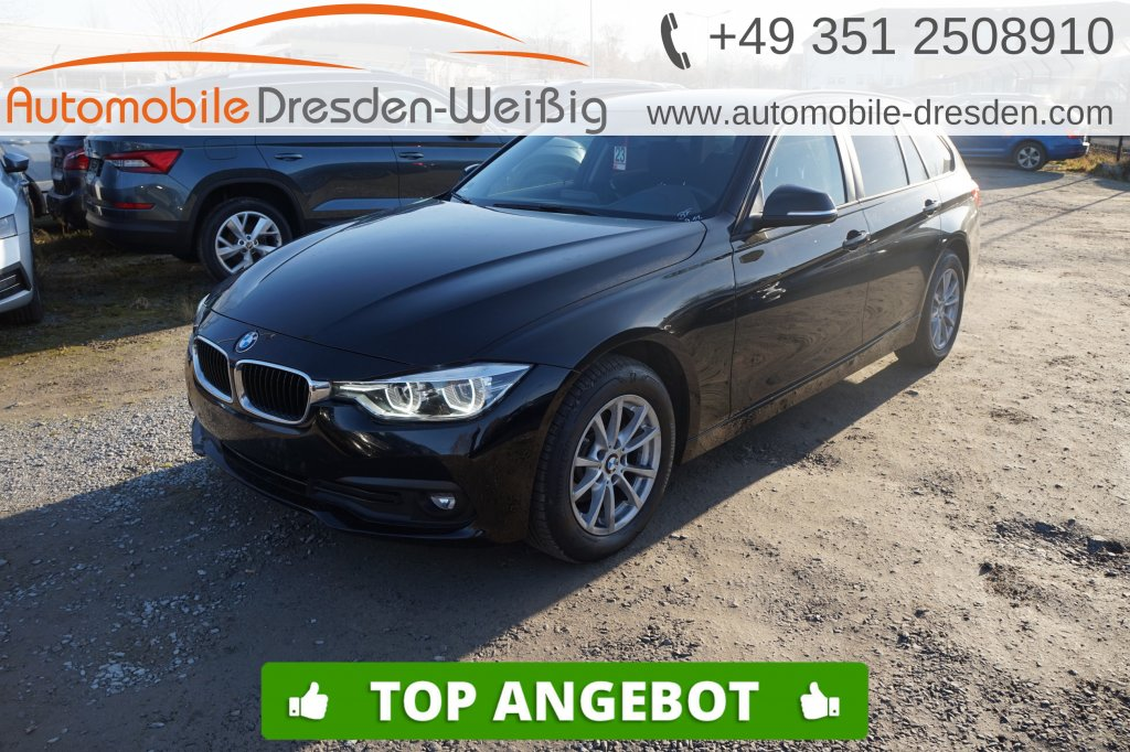 BMW 318 d Touring*Navi*PDC*Sitzheizung*LED*, Jahr 2018, Diesel
