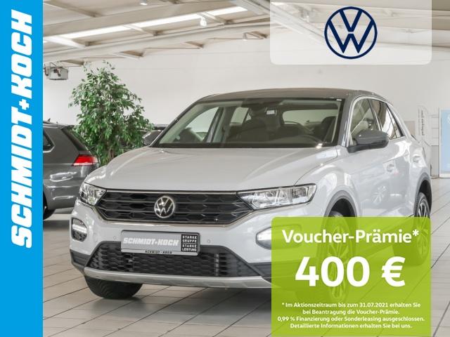 Volkswagen T-Roc 1.5 TSI ACT Style United Navi Lane Assist, Jahr 2020, Benzin