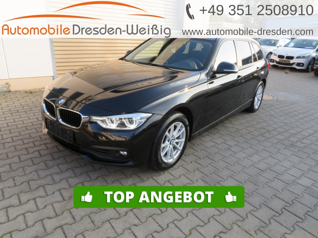 BMW 318 dA Touring Advantage*LED*Navi*PDC*Keyless, Jahr 2017, Diesel