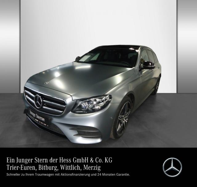 Mercedes-Benz E 450 4M, Jahr 2019, Benzin