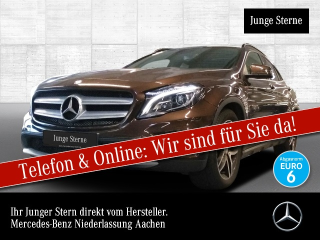 Mercedes-Benz GLA 220 CDI 4M Style Pano COMAND ILS Kamera PTS, Jahr 2015, Diesel