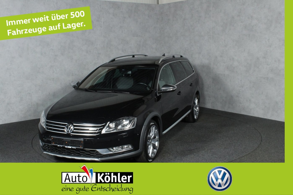 Volkswagen Passat Alltrack TDi 4M DSG elektr. Heckklappe /S, Jahr 2014, Diesel