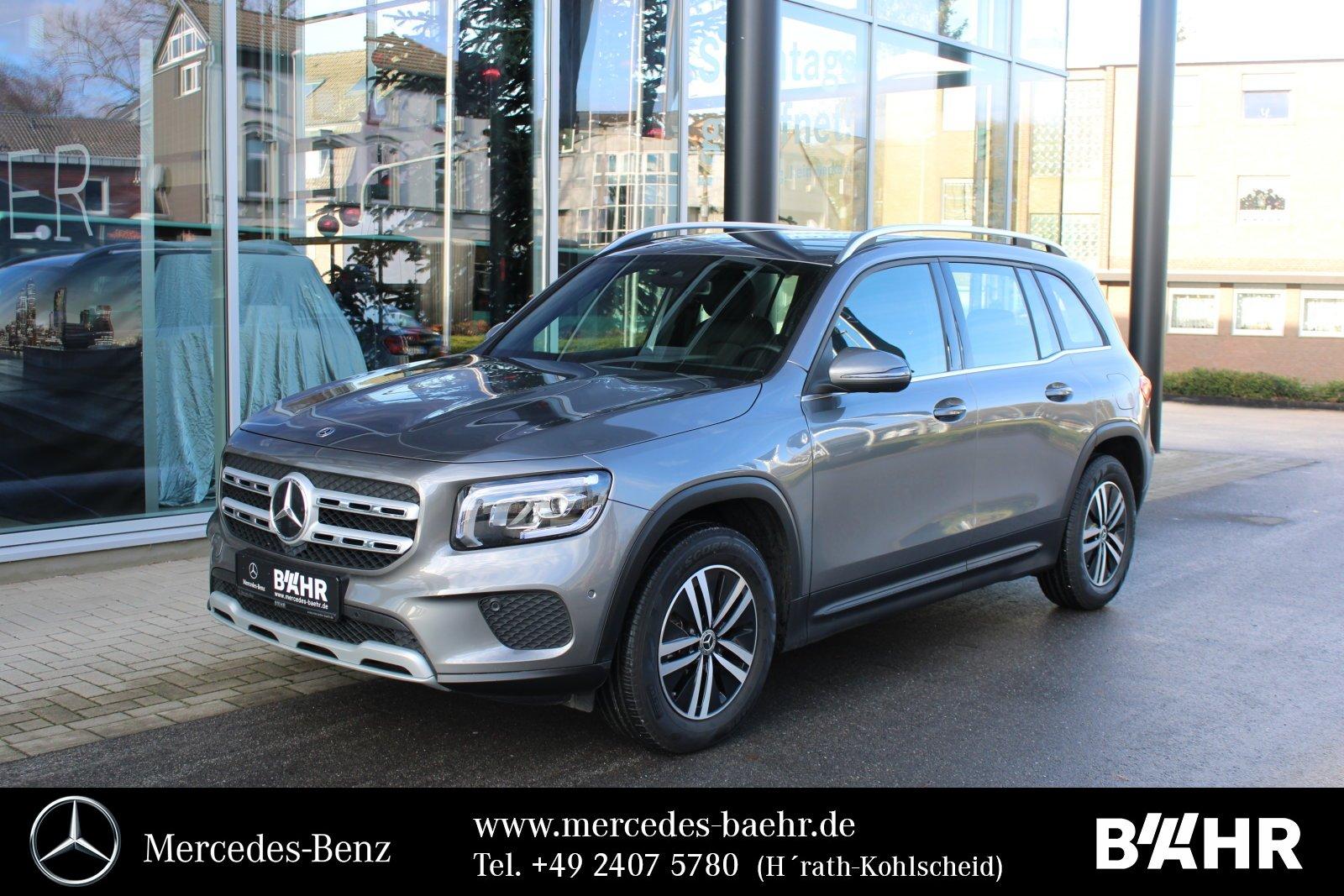 Mercedes-Benz GLB 180 d Style/Navi/Autom./Klima/LED/Sitzhzg., Jahr 2019, Diesel