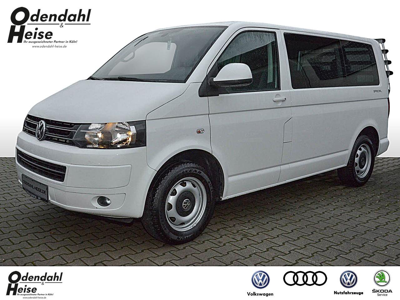 Volkswagen Multivan Startline Special 2,0 l TDI BMT EU6, Jahr 2014, Diesel