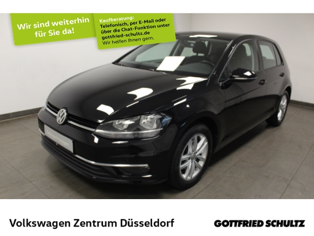 Volkswagen Golf 2.0 TDI Comfortline *Navi*SHZ*Alu*PDC*, Jahr 2017, Diesel