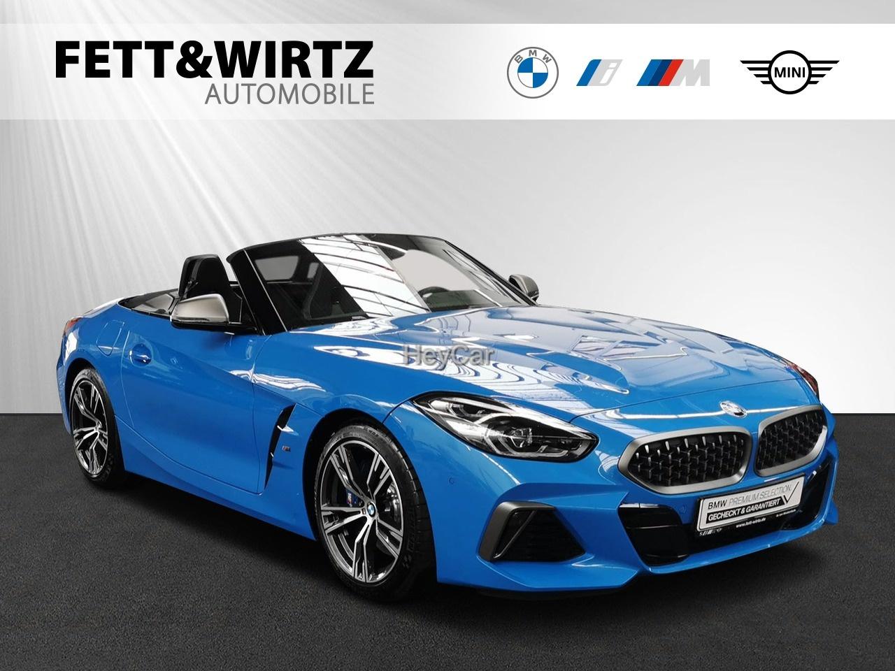 BMW Z4 M40i Stop&Go HUD H/K LC-Prof. DAB Parkass., Jahr 2021, Benzin