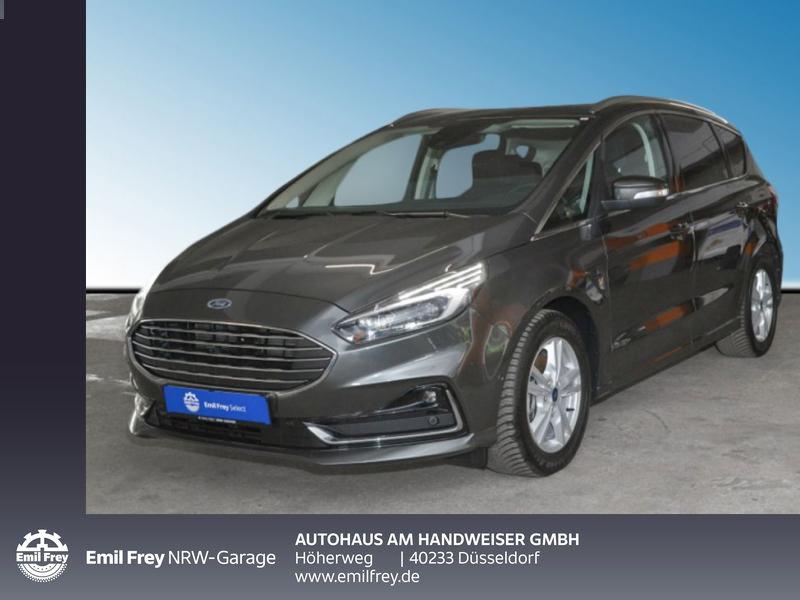 Ford S-Max 2.0 EcoBlue Aut. TITANIUM, ACC, Kamera,Navi, Jahr 2020, Diesel