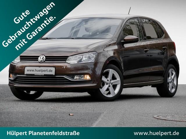 Volkswagen Polo 1.2 Sound DSG NAVI KLIMA ALU PDC, Jahr 2017, Benzin