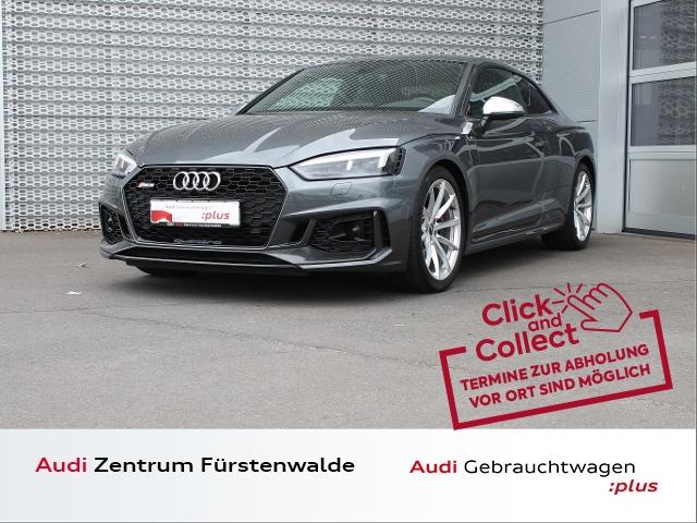Audi RS5 Coupé 2.9 TFSI qu. B&O+LED+NAVI+RFK+EPH+GRA, Jahr 2018, Benzin