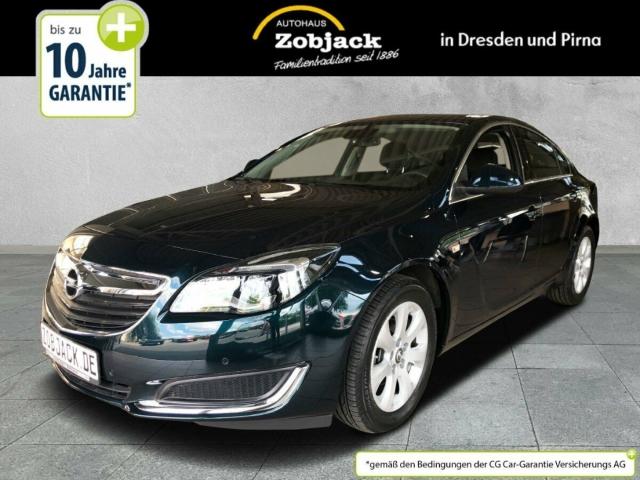 Opel Insignia 1.6T Innovation Navi Xenon PDC SHZ, Jahr 2015, Benzin