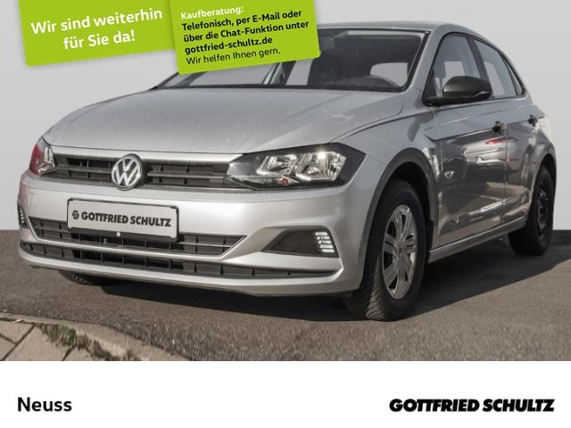 Volkswagen Polo VI 1,0 COMP COLOUR KLIMA COOL&SOUND Trendline, Jahr 2018, Benzin