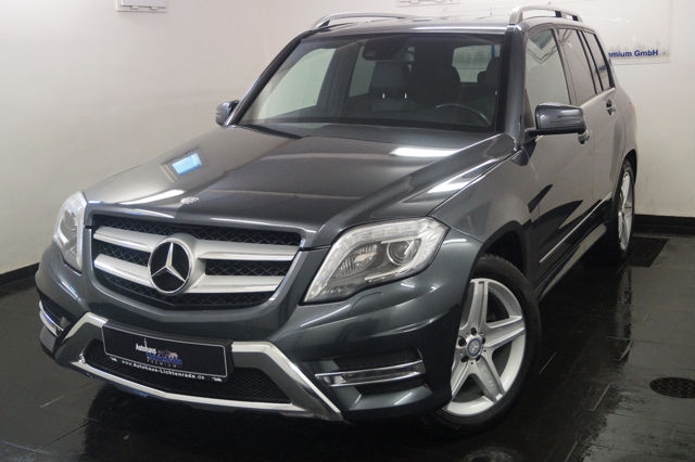 Mercedes-Benz GLK 250 4MATIC AMG   PARK ASSIS.  TOTWINKEL NAVI, Jahr 2014, Benzin