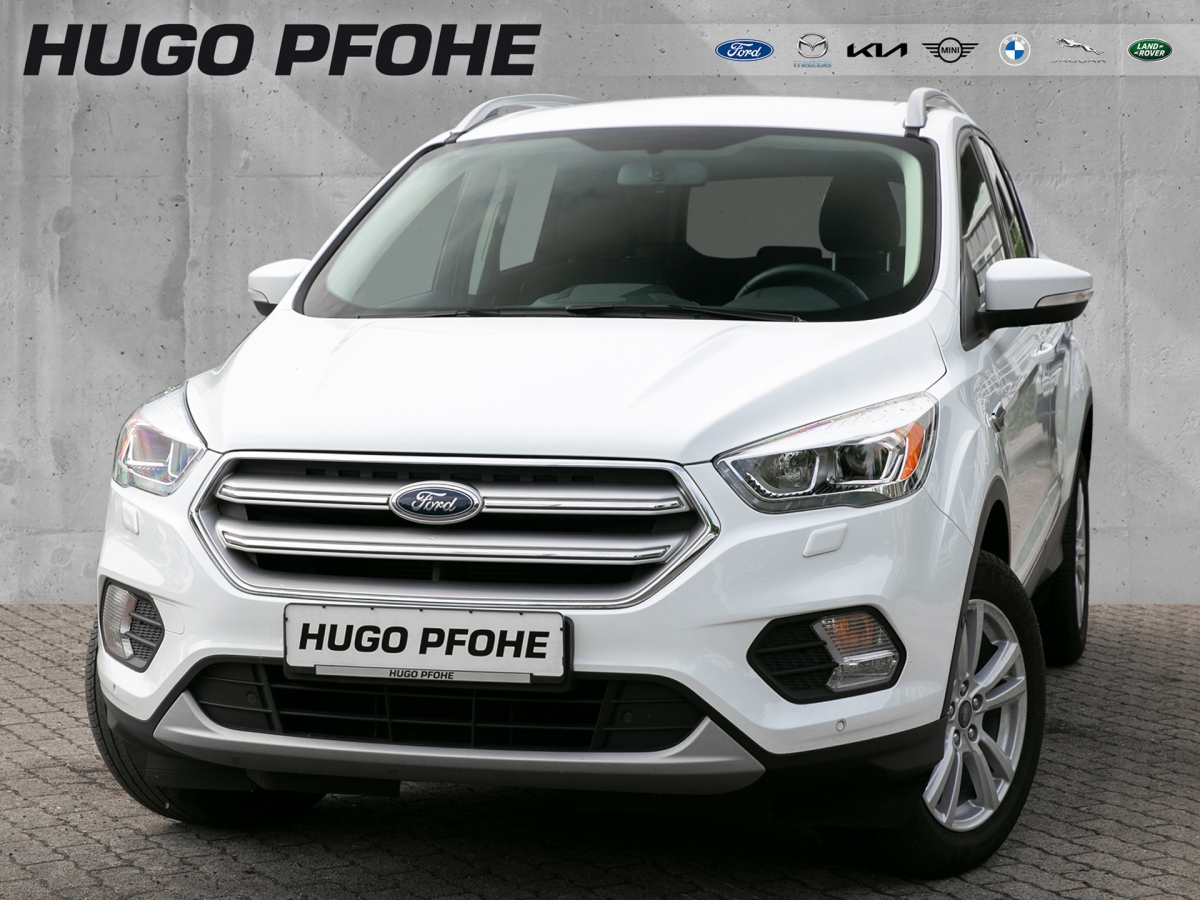 Ford Kuga Cool and Connect, Jahr 2017, Benzin