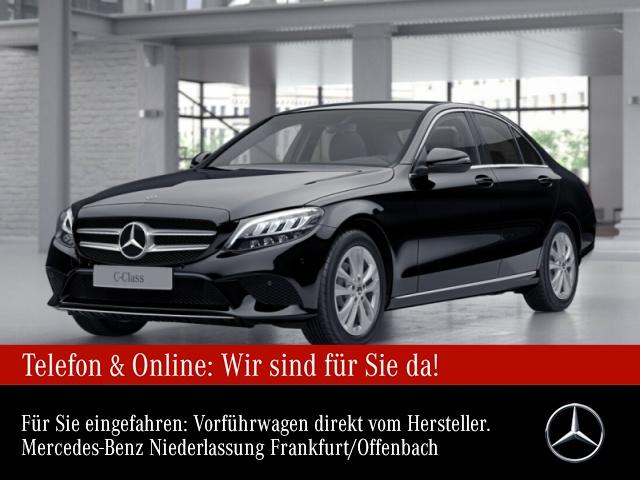 Mercedes-Benz C 180 Avantgarde LED Kamera Spurhalt-Ass SpurPak, Jahr 2021, Benzin