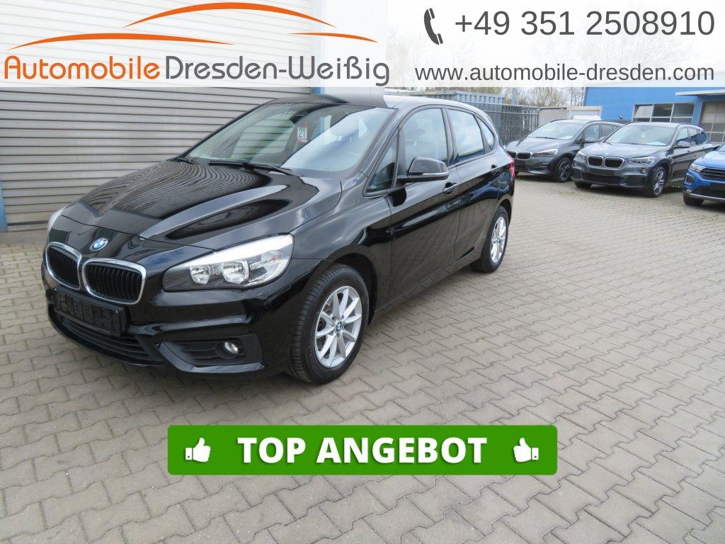 BMW 218 Active Tourer i*PDC*Sitzheizung*Isofix*, Jahr 2017, Benzin