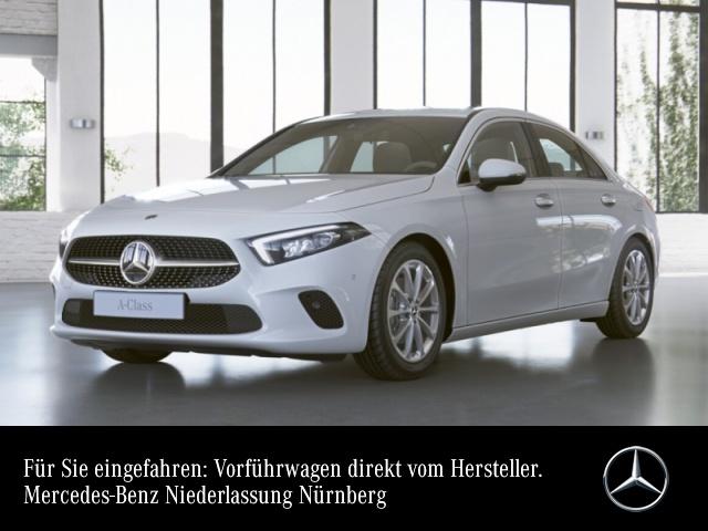 Mercedes-Benz A 200 Progressive LED Spurhalt-Ass PTS 7G-DCT Temp, Jahr 2020, Benzin