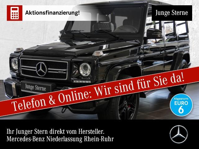 Mercedes-Benz G 63 AMG designo Exkl-Paket Carbon Driversp Stdhzg, Jahr 2017, Benzin