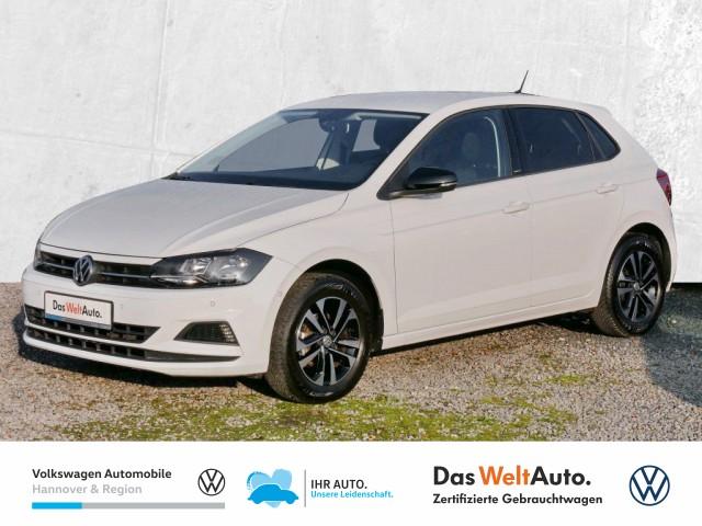 Volkswagen Polo 1.0 TSI IQ.DRIVE Navi ACC ParkAssist Sitzhzg Klima, Jahr 2019, Benzin