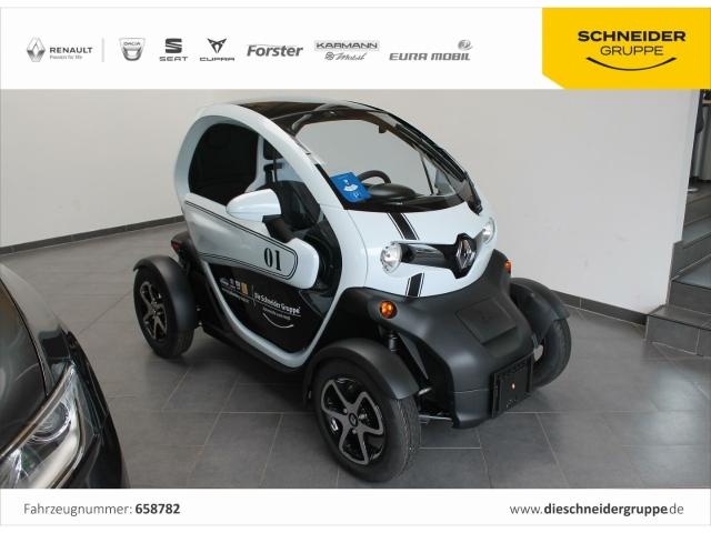 Renault Twizy ZE (ohne Batterie) White Sport Edition, Jahr 2017, Elektro