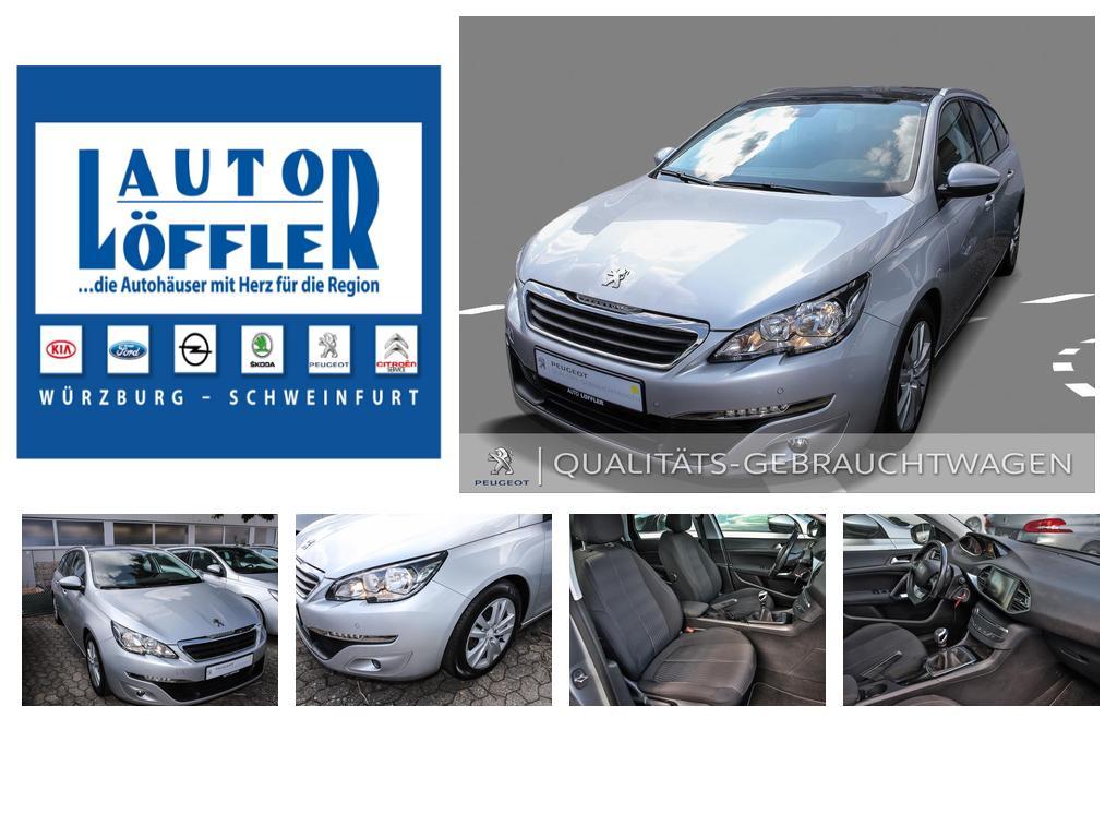 Peugeot 308 1.6 BlueHDi 120 SW Business-Line Niveau 2, Jahr 2015, Diesel
