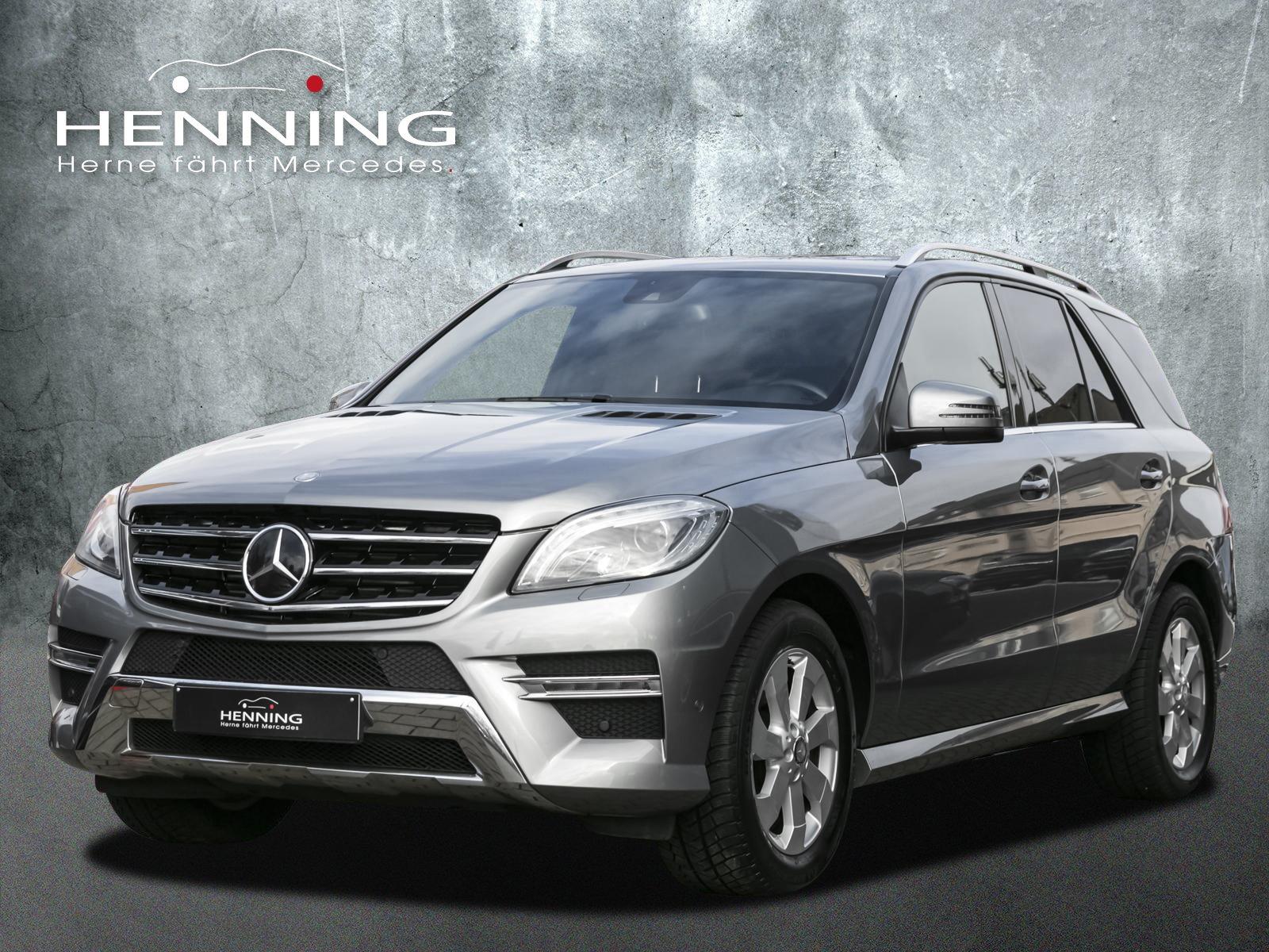 Mercedes-Benz ML 350 4Matic 7G Comand Memory Distronic+ Totw., Jahr 2013, Diesel