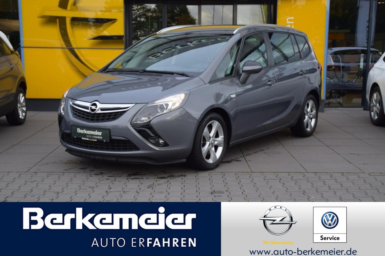 Opel Zafira C 2.0D AT **integr. Fahrradtr./SHZ/PDC**, Jahr 2015, Diesel
