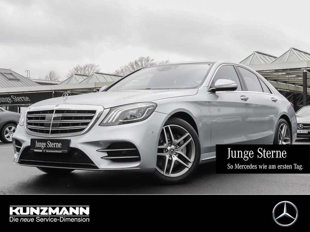 Mercedes-Benz S 400 d 4M AMG Comand LED Panorama Airmatic, Jahr 2017, Diesel