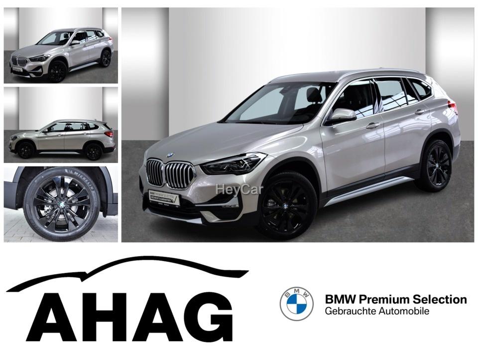 BMW X1 sDrive18d xLine Aut. Klimaaut. PDC MF Lenkrad, Jahr 2020, Diesel