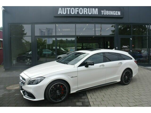 Mercedes-Benz CLS 63 AMG Shooting Brake *NIGHTPAKET*DRIVERS P., Jahr 2018, Benzin