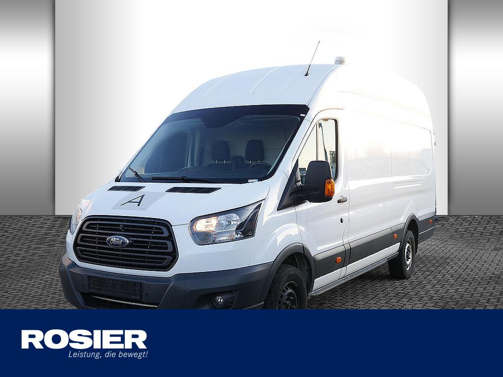 Ford Transit 2.0 TDCi Kasten L4H3, Jahr 2017, Diesel