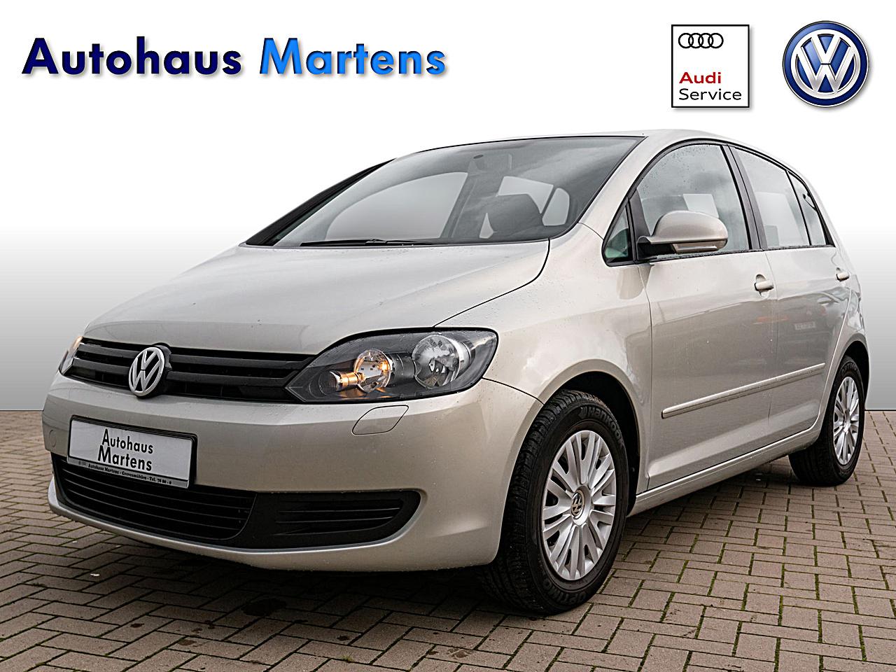 Volkswagen Golf VI Plus 1.2 TSI Trendline Klima, Jahr 2012, petrol