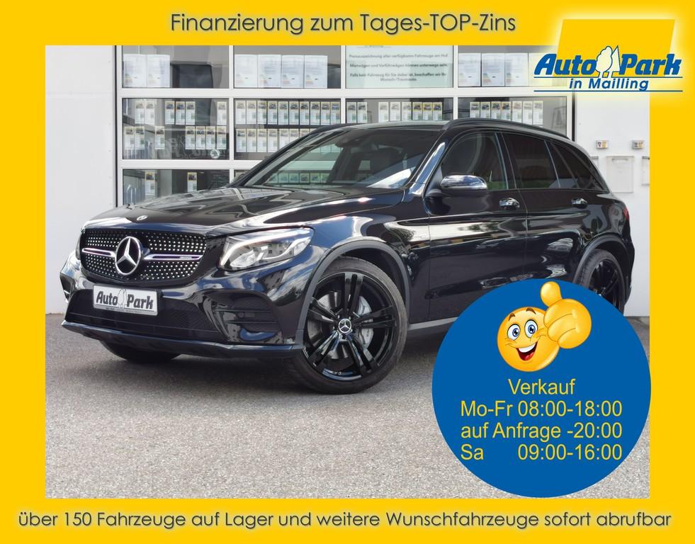Mercedes-Benz GLC 43 AMG 4M 9G Tronic NAVI~LED~SHZ~21''~2xPDC, Jahr 2017, Benzin